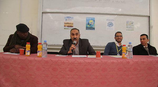يوم دراسي حول المناطق الرطبة من اجل الوقاية من أخطار الكوارث
